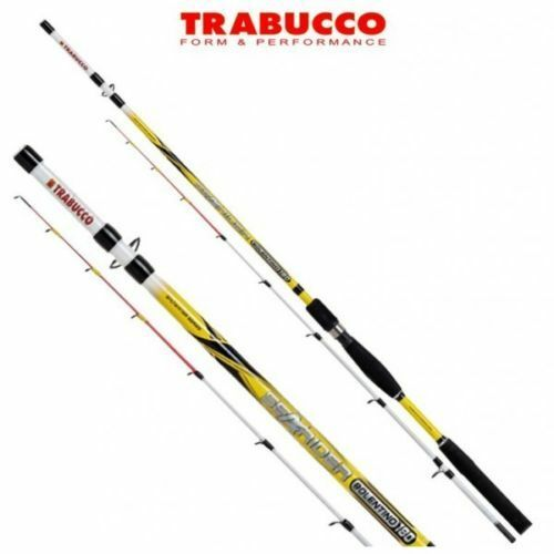 TRABUCCO SEARIDER BOLENTINO III 2.10m; 2.40m; 2.70m, Boat Rods on 2 sections