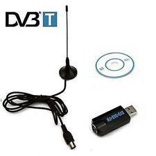DVB-T + DAB + FM Radio Realtek RTL2832U R820T software defined SDR HDTVwbGT15