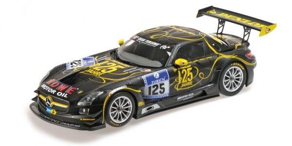 Minichamps 2013 SLS AMG GT3 24 H Nuremberg  18New artículo