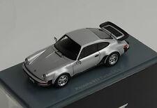 Porsche 911 Turbo 930 1983 G-Modell USA silver 1:43 Neo