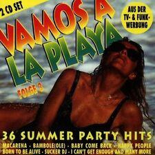 Vamos a la Playa 3 DJ Bobo, Whigfield, Delegation, Murray Head, My Mine.. [2 CD]