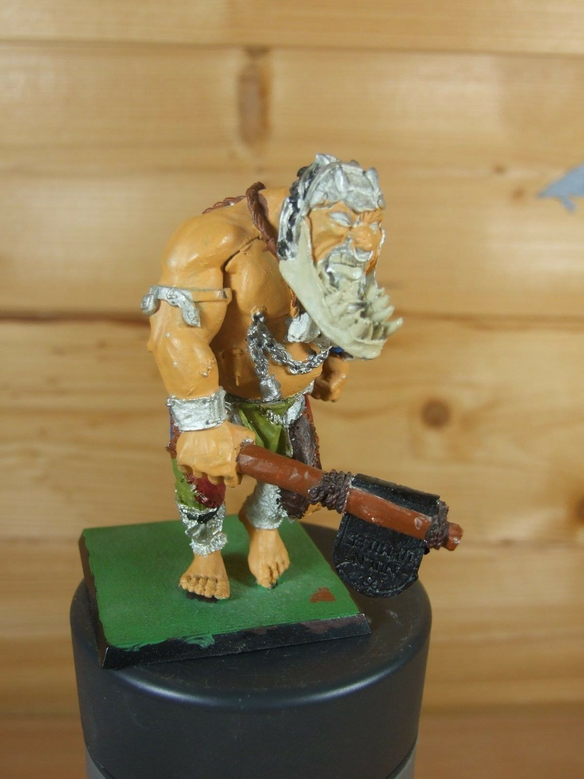 CLASSIC METAL WARHAMMER GIANT PAINTED (L)