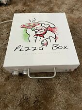 Cuizen Pizza Box Portable Rotating Oven Countertop Home 12 Inch Pizzatested