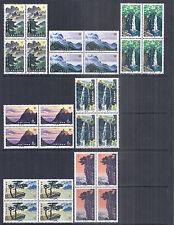1981 PRC People's Republic of China 1696-1702 T67 Blocks Lushan Mountains - MNH*