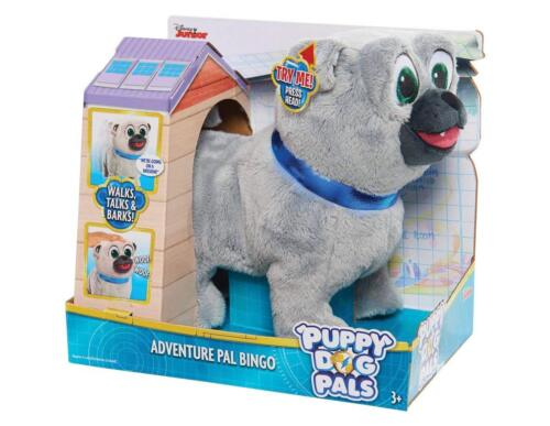 Disney Junior Puppy Dog Pals Adventure Pal Plush Bingo