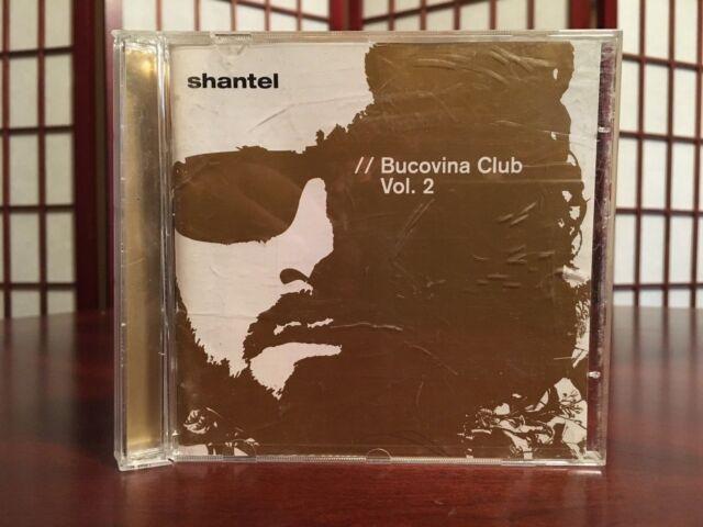 shantel essay recordings