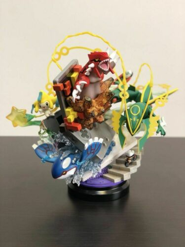 MFC Studio 03 GBA Souvenirs Kyogre Rayquaza Groudon Résine Figure Gk Recueillir
