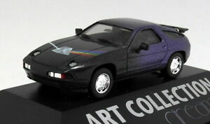 Details about Herpa 1/87 HO Scale - Porsche 928 S4 Dreams Tiny Model Car +  Case