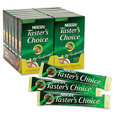 Nescafe Taster's choice Decaf. House Blend Instant Coffee 10 boxes (50 packets)
