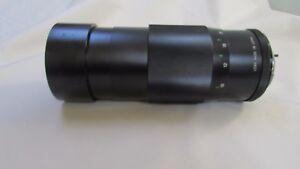 Vivitar-Auto-Telephoto-200mm-1-3-5-Hoya-62mm-Skylight-1a-Japan