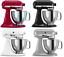 KitchenAid-Stand-Mixer-tilt-5-QT-RRK150-All-Metal-Artisan-Tilt-Choose-Color thumbnail 1