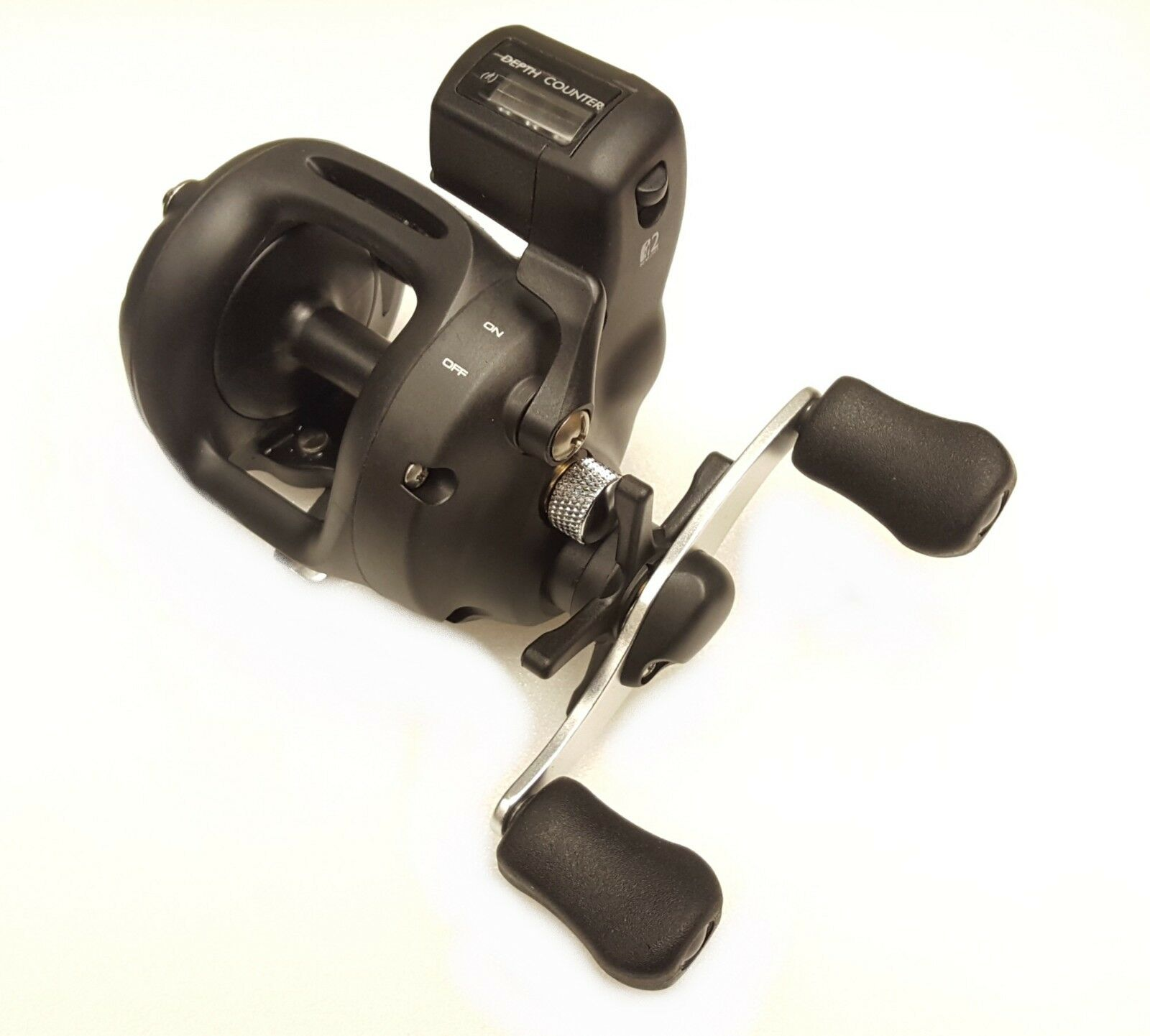 Okuma Magda Pro DXT 5.1 1 Levelwind Line Counter Reel, Right Hand - MA-15DXT-T