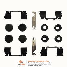 Disc Brake Hardware Kit Front Carlson H5806Q