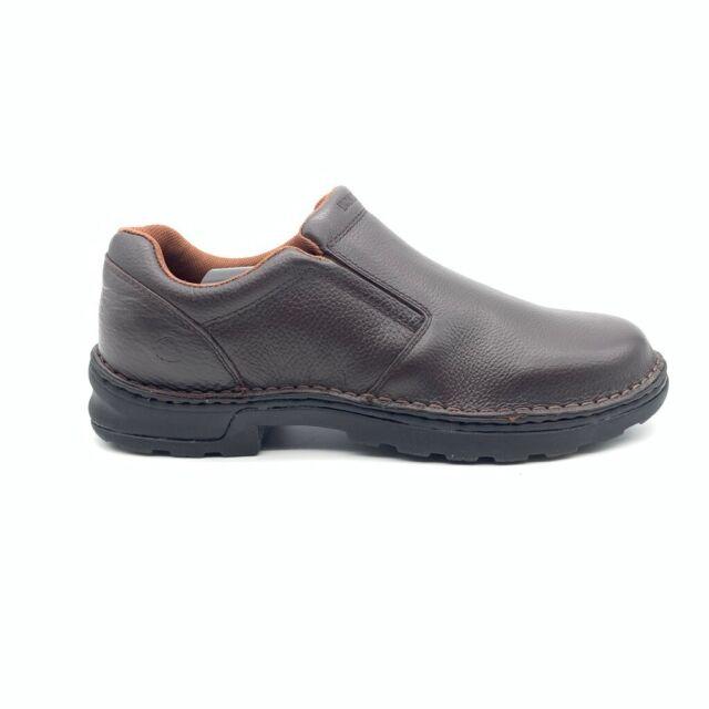 Shoes Brown Slip Ons W10190 11 M EUR 44
