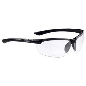 Alpina Fahrradbrille Sonnenbrille Brille SYLON black matt-black transparent