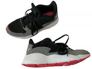 Details about Adidas Women's Size 6.5 Shoes CRAZYCHAOS EF1060 Black/ Gray Pink Cloudfoam