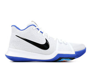 separation shoes e5ef0 3d9ad Image is loading SALE-NIKE-KYRIE-III-3-WHITE-BLACK-HYPER-