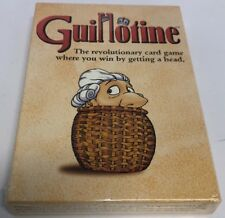 Wizards of The Coast Guillotine Revolutionary Card Game Paul Peterson 1998