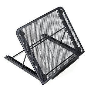 Notebook Laptop Ständer Tablet Halter Halterung faltbar 6 Winkel einstellbar