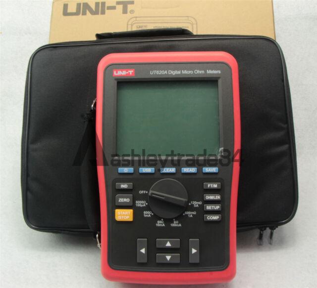 UNI-T UT620A Digital Micro Ohm Meters ,Ohms - Multimeter !!NEW!!