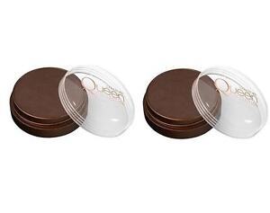 LOT-OF-2-COVERGIRL-QUEEN-COLLECTION-EYESHADOW-POT-Q185-DAZZLE