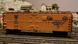 Walthers-HO-40-039-Steel-Reefer-ART-Upgraded-Exc