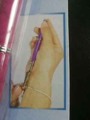 Armband Anziehhilfe Lederarmband Armbandbutler Helfer Armspange Edelstahl Uhr
