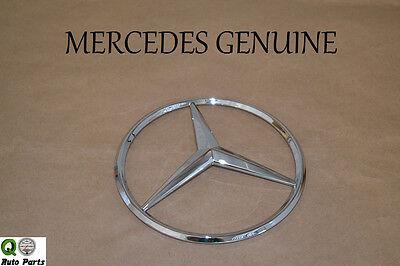 MERCEDES BENZ W163 ML320 ML350 ML430 ML55 GENUINE Grille Center Star 1638880086