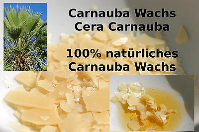 "Carnaubawachs reines Carnauba - Wachs (Cera carnauba)  1000 Gramm  ""Mäc Spice"""