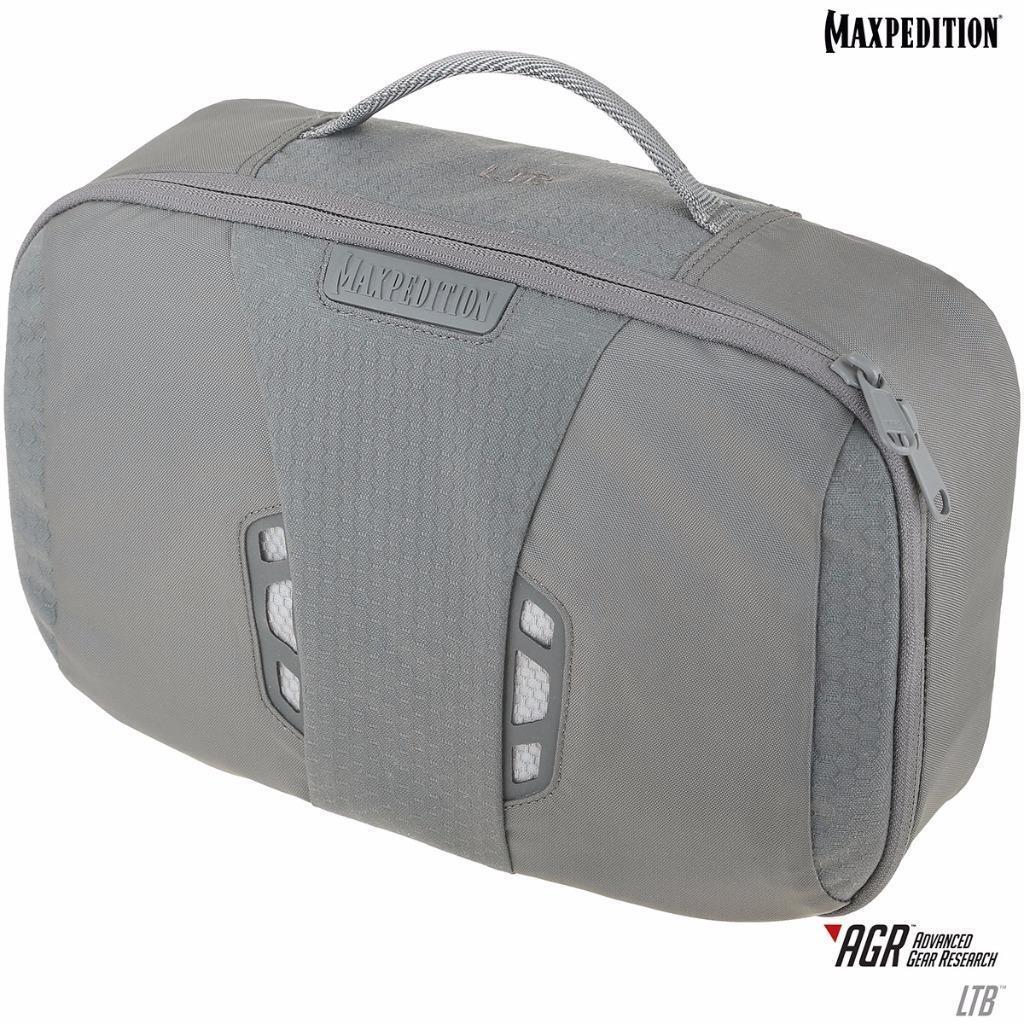 Maxpedition LTB™ Lightweight Toiletry Bag grau LTBGRY Travel Organize Heavy Duty