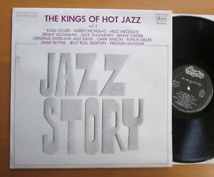 The-Kings-Of-Hot-Jazz-Vol-2-King-Oliver-Albert-Nichols-1976-Ariston-ARJ-15014