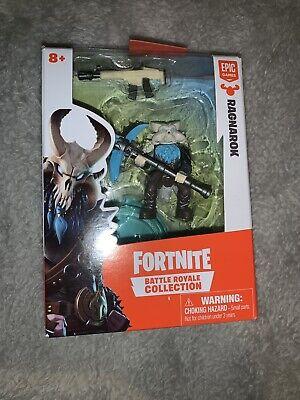 FORTNITE Battle Royale Collection Ragnarok Figure /& Accessories New