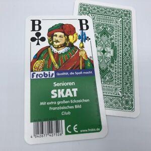 Ab-1-69-Stueck-Senioren-Skat-Kartenspiele-Club-Franzoesisches-Bild-von-Frobis