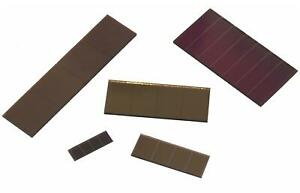 5x Mini Solarzellen Solarmodul Solarpanel Solar Panel Miniatur Micro Solarzelle