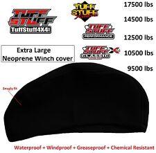 Tuffstuff VERRICELLO in Neoprene Cover WATERRESIST 9500 10500 12500 14500 17500lbs XL
