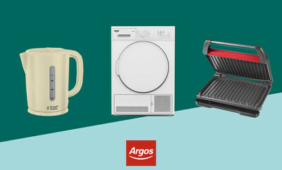 Great Deals on Small and Large Appliances