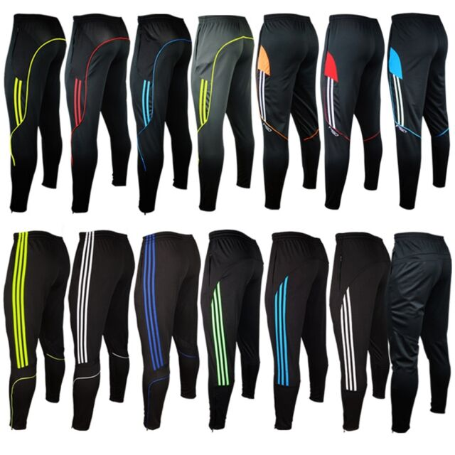 The New Mens Sport Athletic Soccer Fitness Train Run Casual Pants Trousers Cool