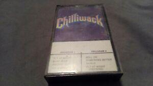 Chilliwack Self Titled Cassette Tape