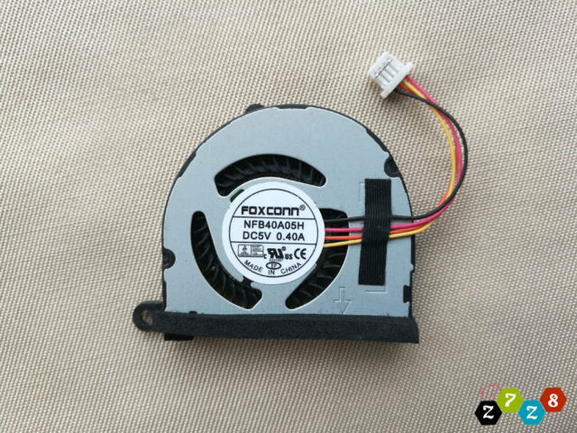 CPU Fan Fit Asus EEE PC 1015P 1015PX 1015PW 1015PEB 1015PEM NFB40A05H