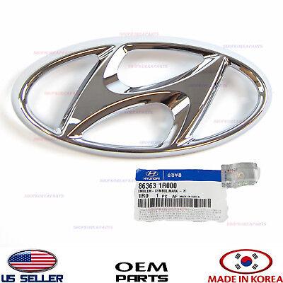 HYUNDAI Genuine 86363-1R000 Emblem
