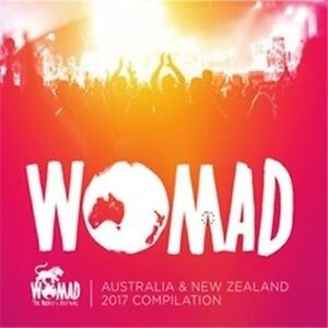 Womad-Australia-amp-New-Zealand-2017-Compilation-by-various-artists-CD-like-new