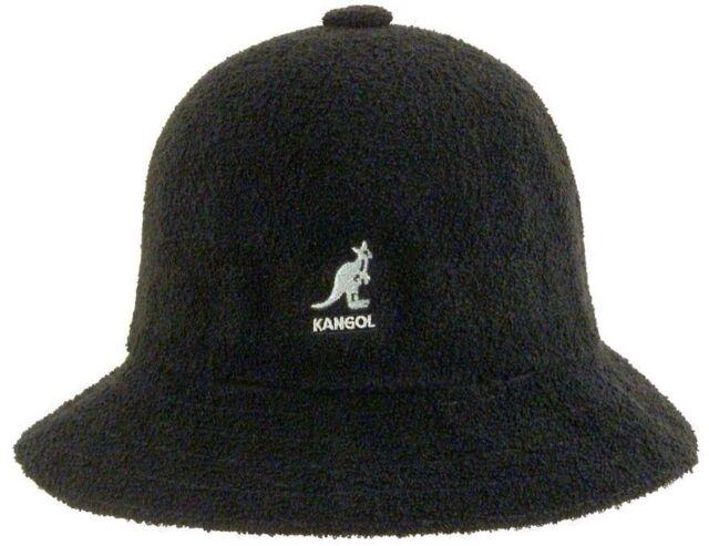 b402f18d4 Authentic KANGOL Bermuda Casual Bucket Cap Hat 0397BC Sizes S M L XL XXL