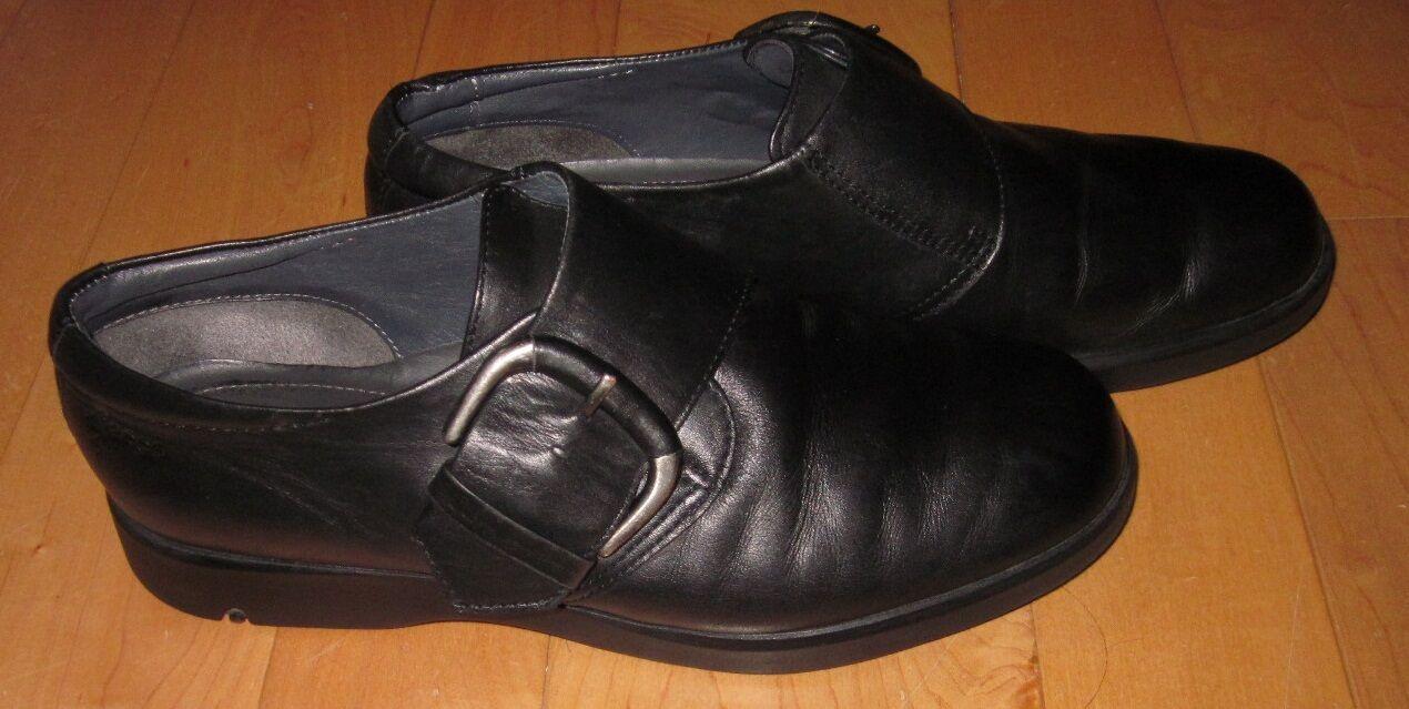 Ecco Para Mujer Zapatos De Cuero Negro 41 41 41 Us 9 A 9.5  Venta al por mayor barato y de alta calidad.