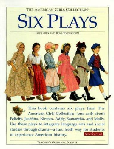 Six Plays for Girls and Boys to Perform: Teacher's Guide (The American Girls Co
