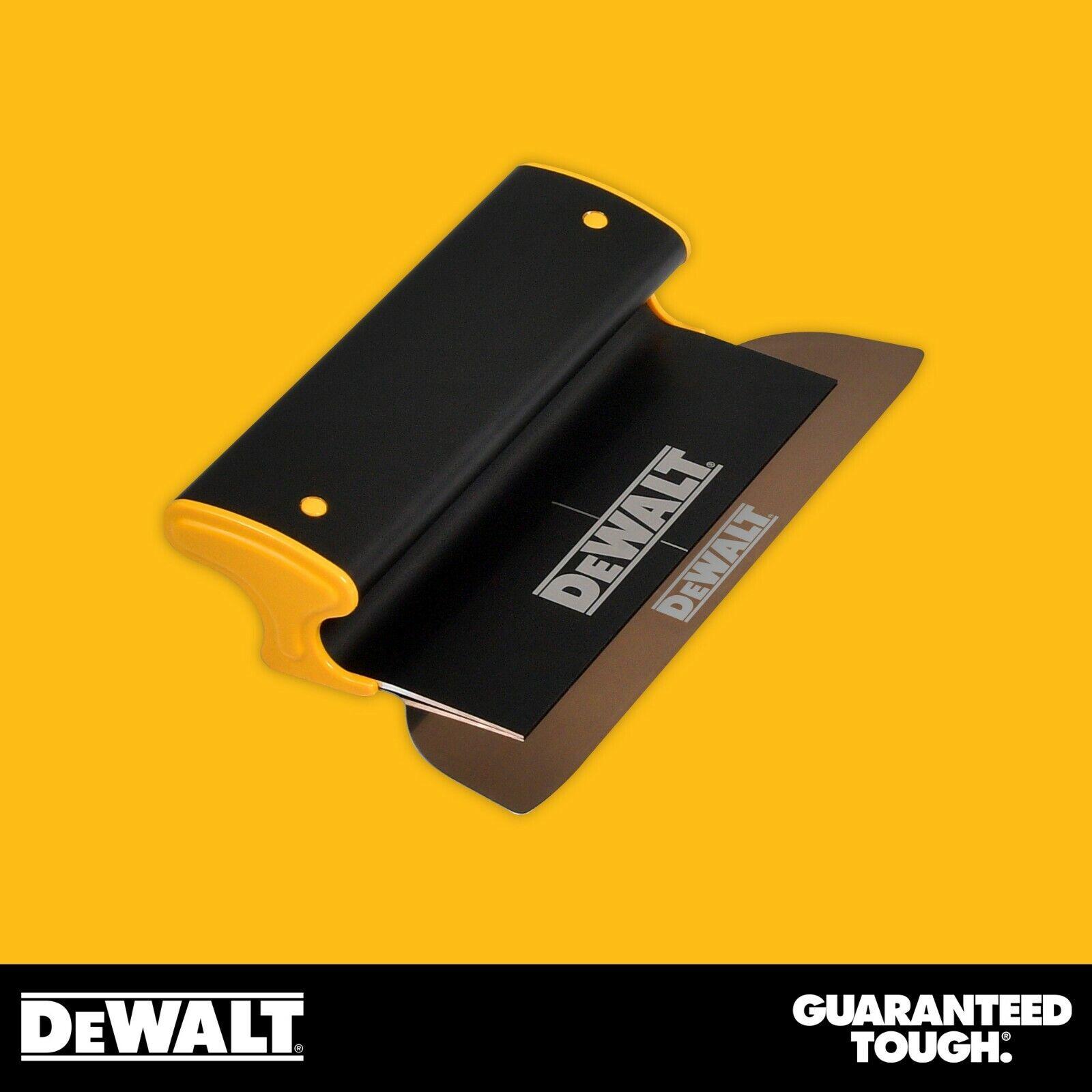 DEWALT Drywall Skimming Blade 10  Finishing Tool Stainless Steel Paint Scraper