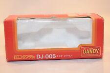 TOMICA DANDY DJ-005 DJ005 NISSAN TOYOTA ORIGINAL EMPTY BOX EXCELLENT CONDITION