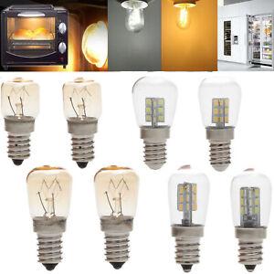 E12-E14-LED-Microwave-Oven-Light-Bulb-Refrigerator-Freezer-3W-4W-15W-25W-Lamp-RT