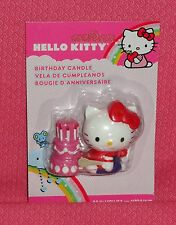 Hello Kitty Birthday Candle,Wilton,Mulit-Color,Cake Party Decoration,Wax,Sanrio