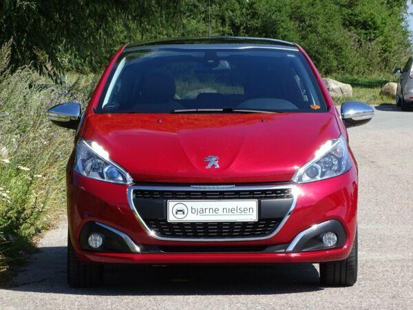 Peugeot 208 1,6 BlueHDi 100 Desire Sky - billede 1