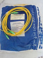 Fibertron Siecor Fiber Optical Cable 03/00 Part D02k-7a7a-4m - Quantity 10